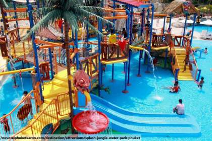 Water Park Resort, Phuket Water Park