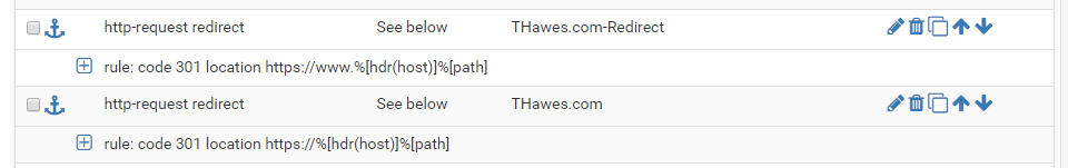 Configuring pfSense & HAProxy with HTTP and HTTPS - Tim Hawes