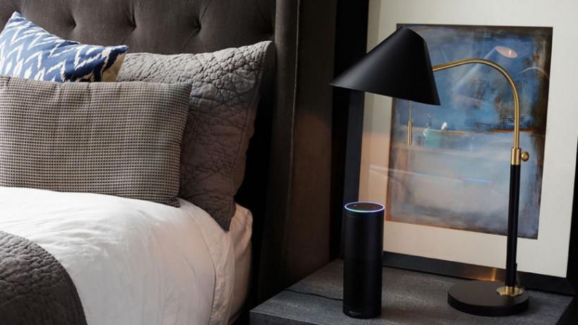 Podcasts de rutinas de Alexa