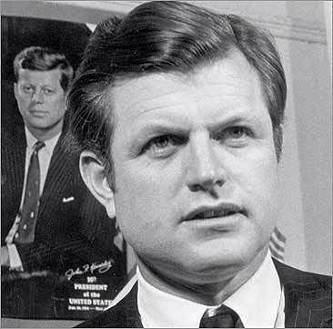 Ted Kennedy young