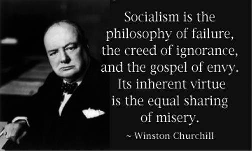 Socialism summed up