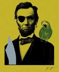 Pirate Lincoln