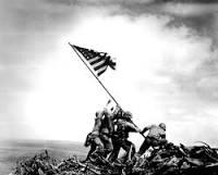 Flag Raising Iwo Jima