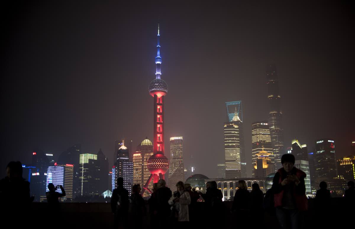 Shanghai. © Getty Images