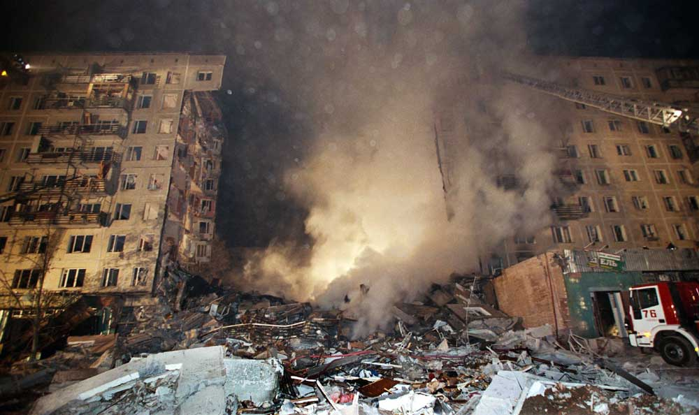 Image result for Bombings of Moscow, Buinaksk, and Volgodonsk