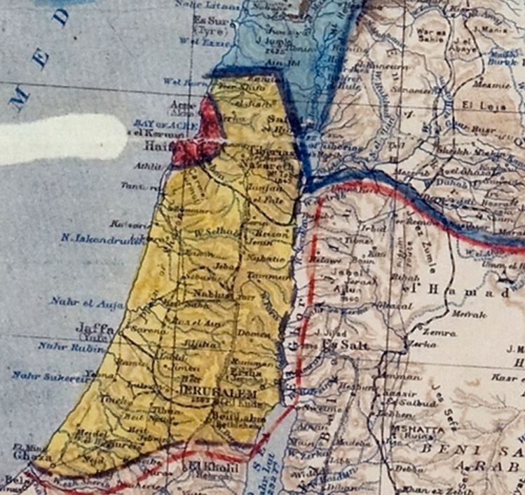 Sykes Picot And The Zionists Celebrate Balfour