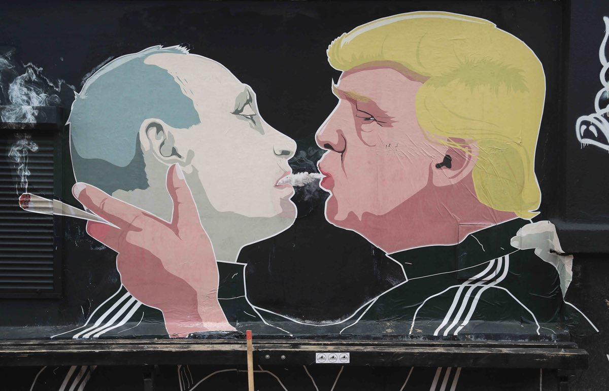 There Is No Art of the Deal in Helsinki - The American Interest
