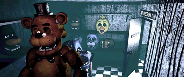 Scott Cawtown - Five Nights At Freddys