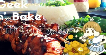 Teriyaki Recipe