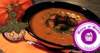 Pumpkaboo Soup