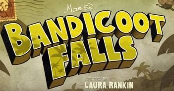 Crash Bandicoot Gravity Falls