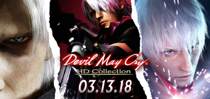 Devil May Cry HD Collection Coming Soon