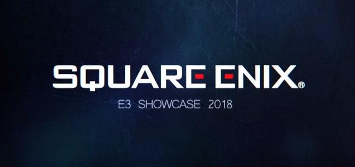 News From Square Enix E3 Showcase 2018