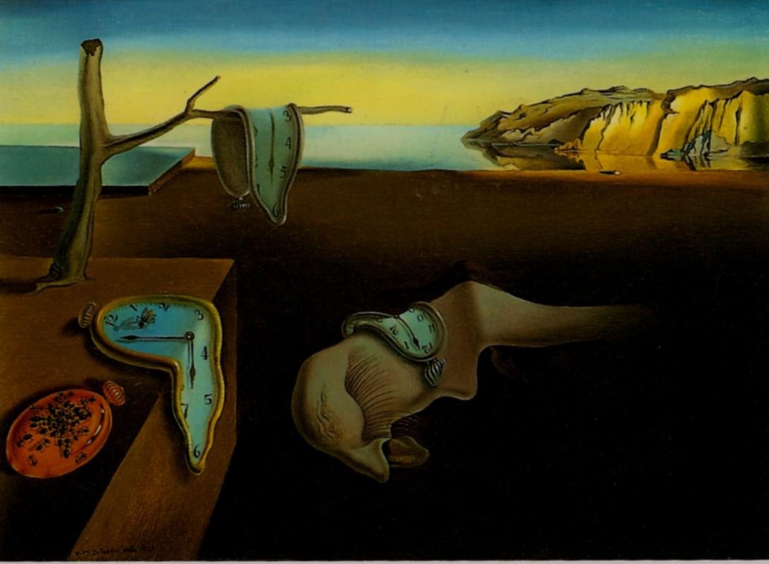 Dalí's Camembert Watches | The Art Minute
