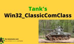 Tanks Win32 ClassicComClass