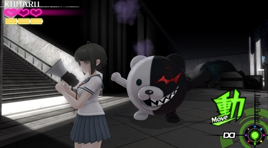 Danganronpa Another Episode Ball Monokuma
