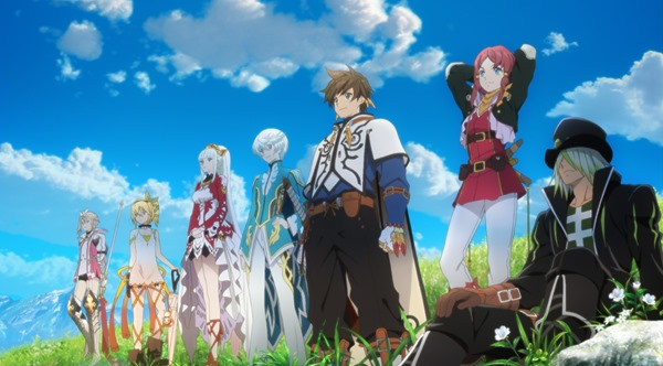 Tales of Zestiria - Cast