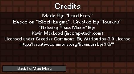 Voxelized Credits