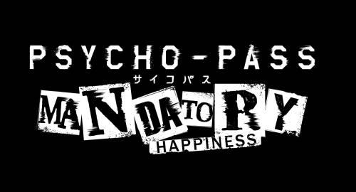 Psycho-Pass Mandatory Happiness Logo