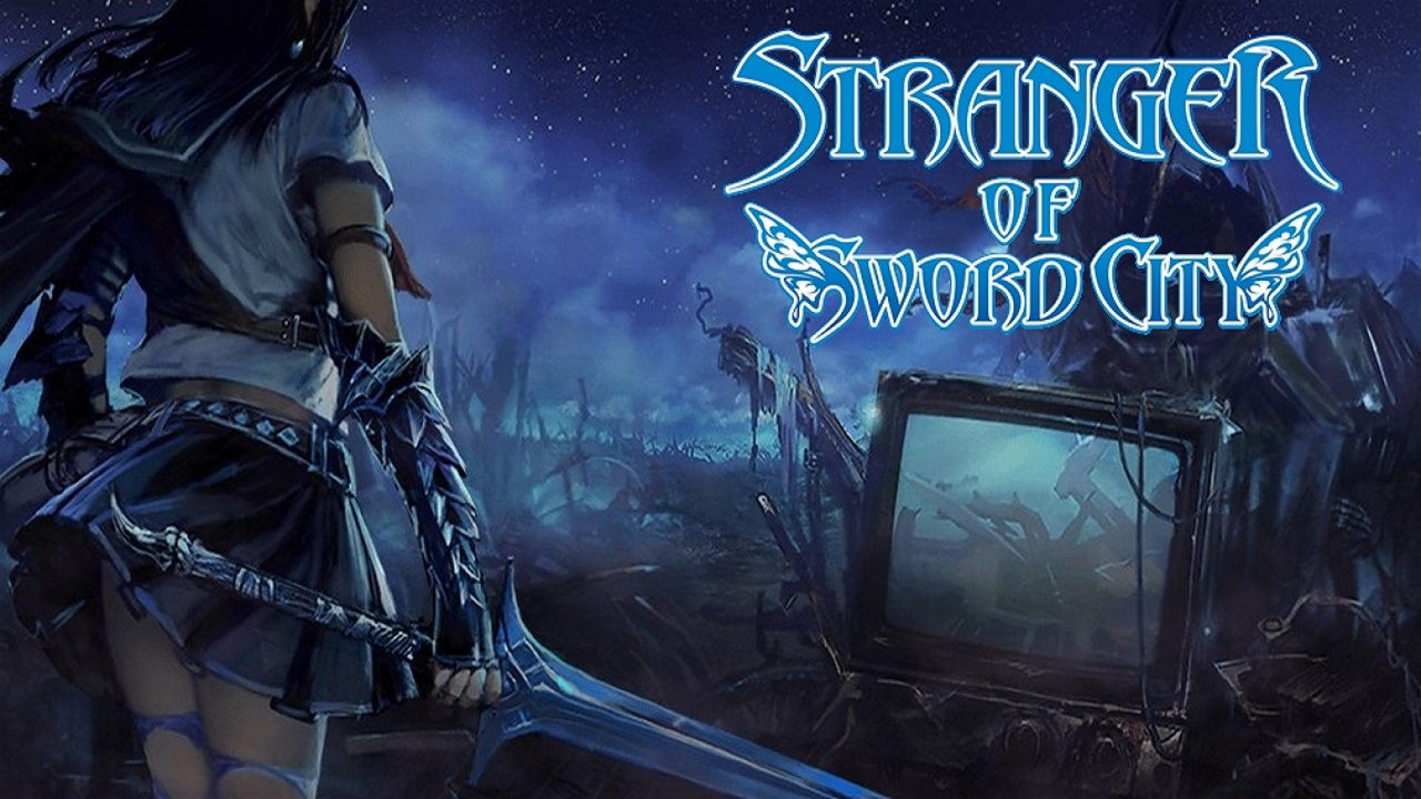 Stranger of Sword City Logo