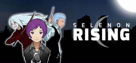 Selenon Rising Logo