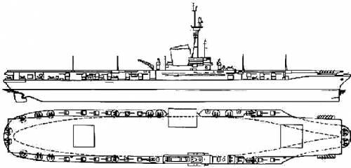 Sea Uss 43 41 Midway Enterprise Cv Uss 65 Uss Coral Cv Cv
