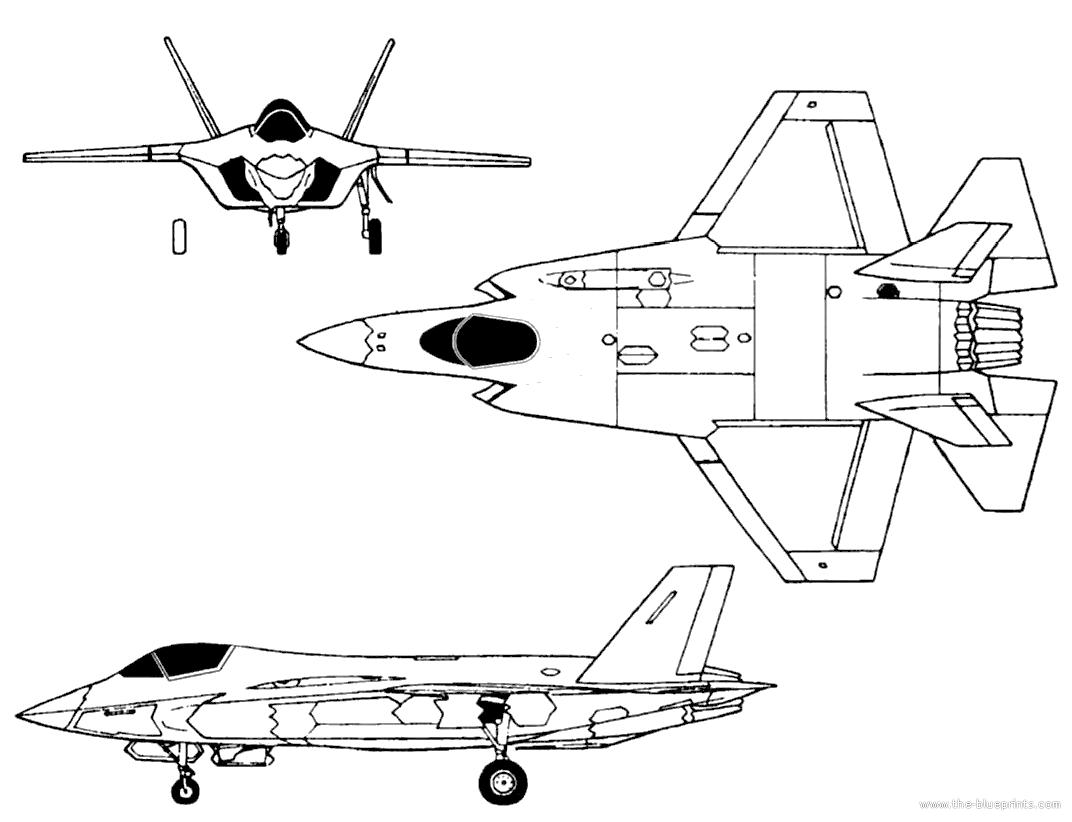 Blueprints Gt Modern Airplanes Gt Lockheed Gt Lockheed Martin