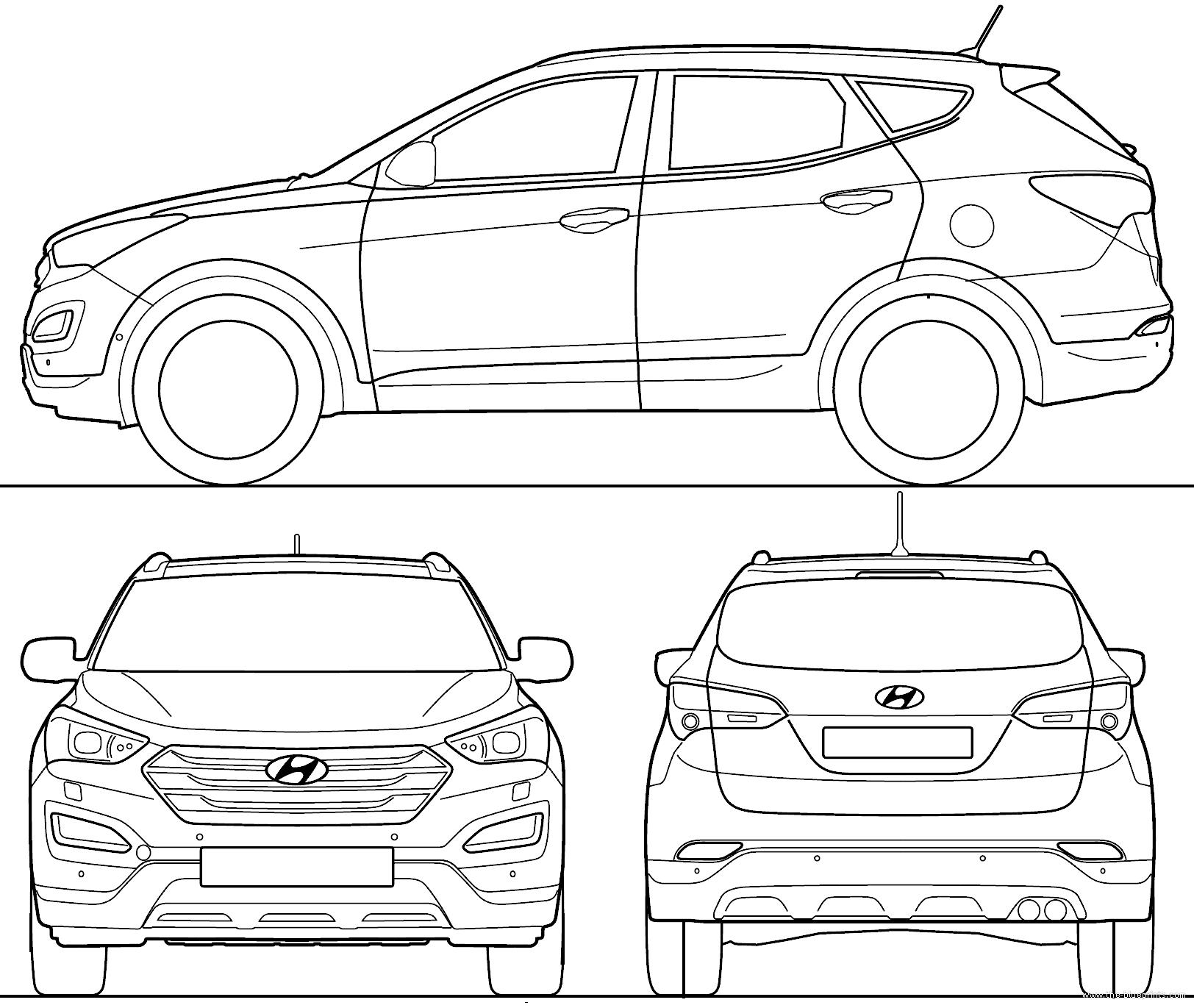 2014 hyundai wiring diagram