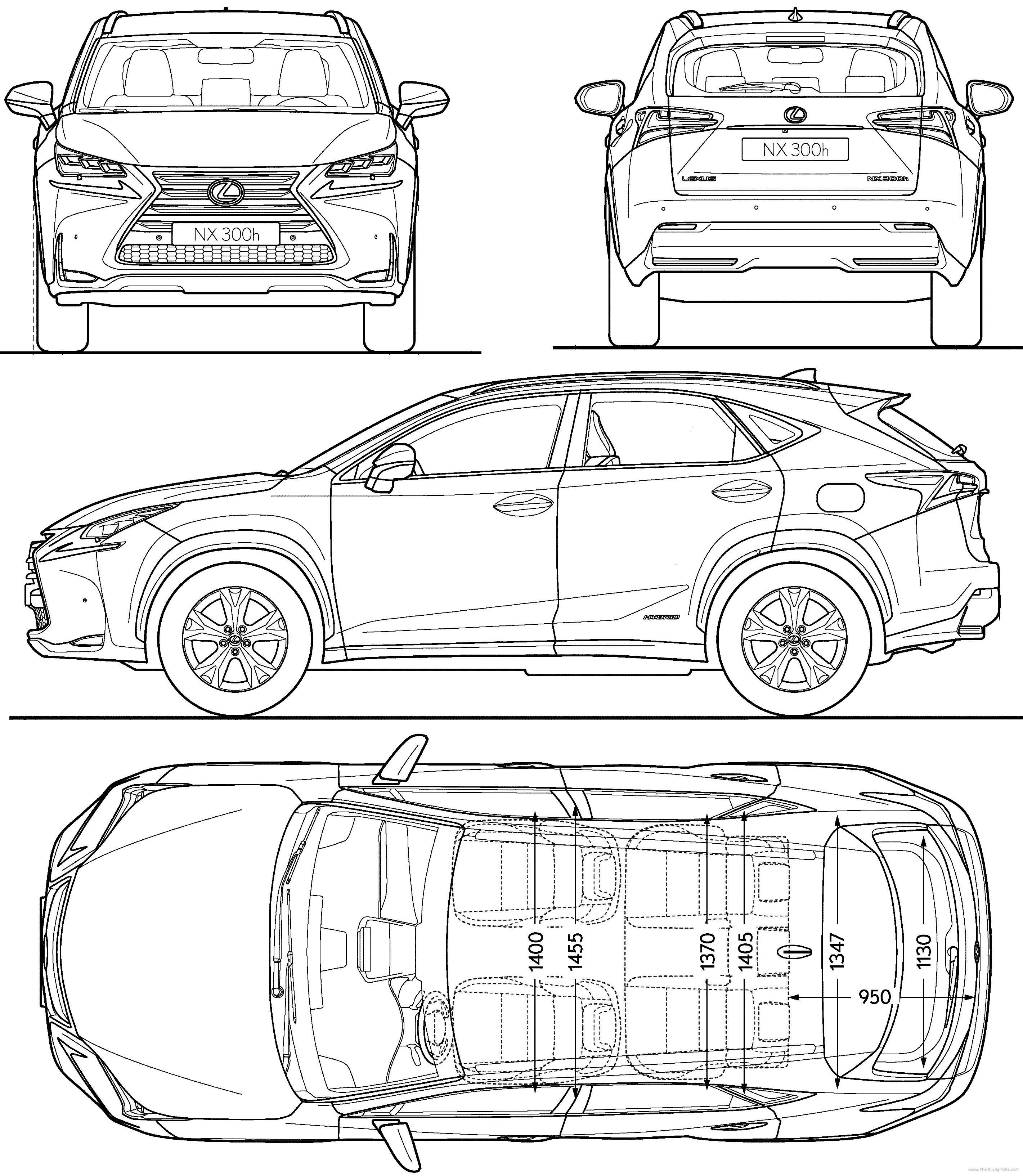 [DIAGRAM] 2015 Lexus Nx Fuse Diagram FULL Version HD
