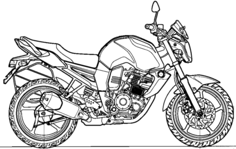 Yamaha Fz Logo Vector