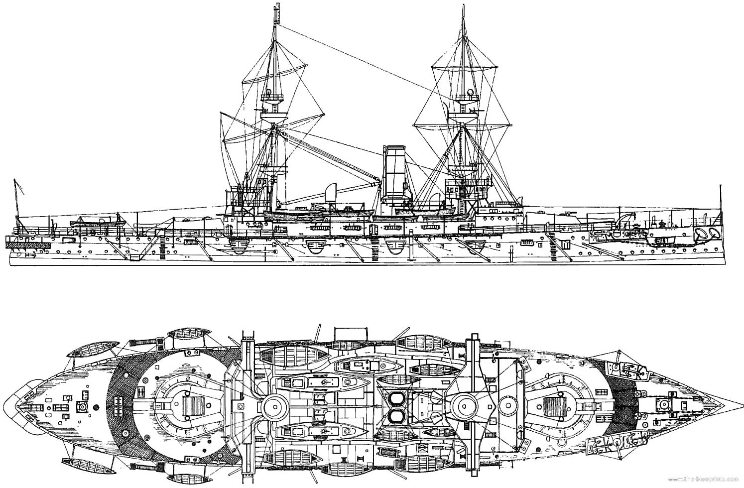 Hms Majestic Battleship Images