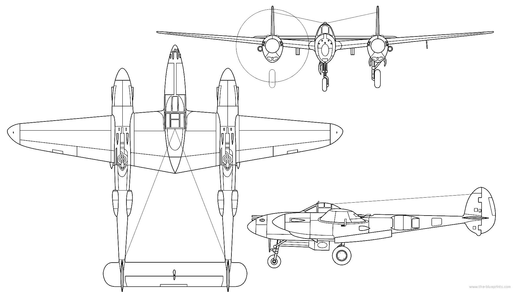 B26 Cockpit