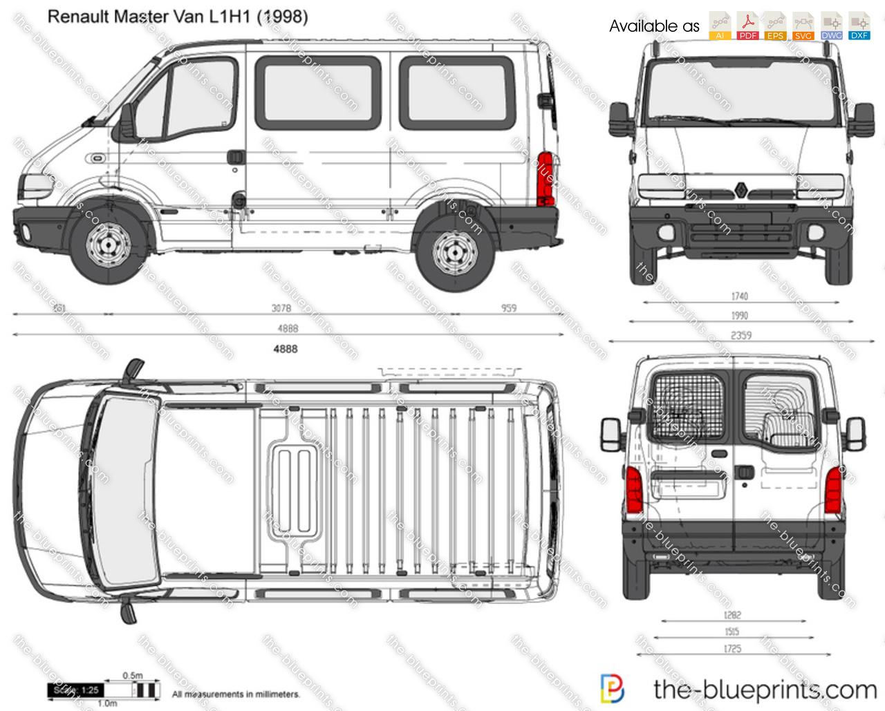 Renault Trafic Van Dimensions Nike Air Le Presto Des