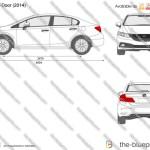 Honda Civic Honda Civic 2015 Ground Clearance
