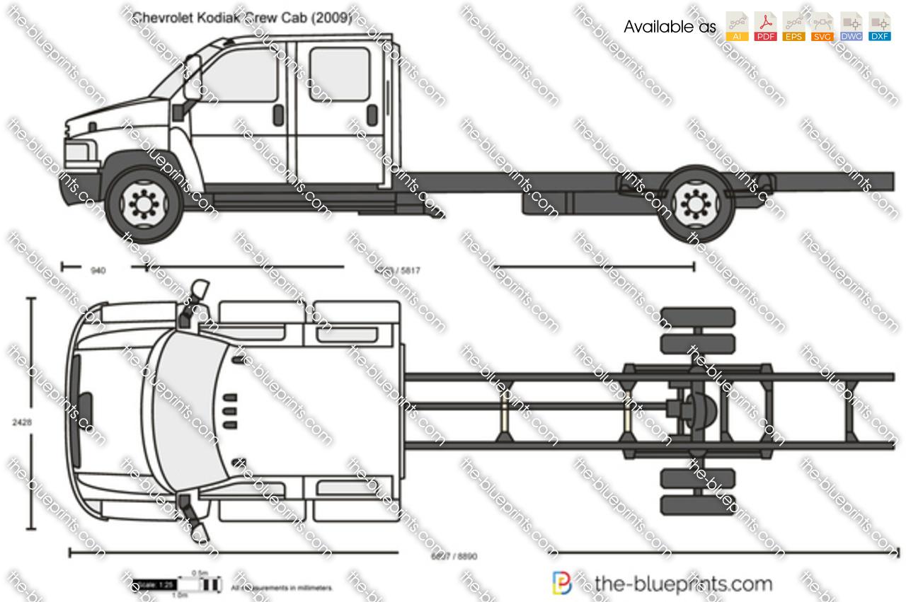 Chevy Kodiak Wheels
