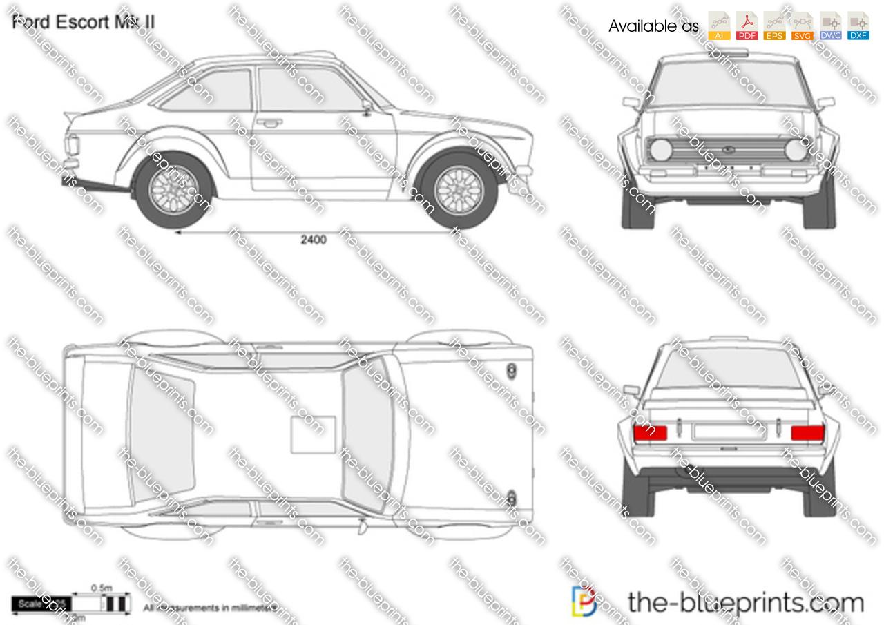 Ford Escort Mk Ii Rs Group 4