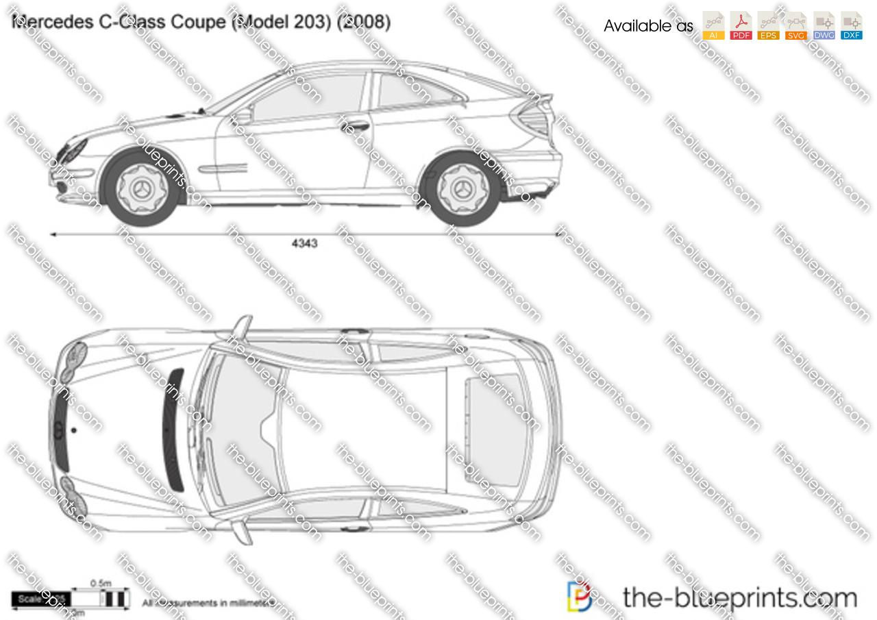 Mercedes Benz C Class Dimensions