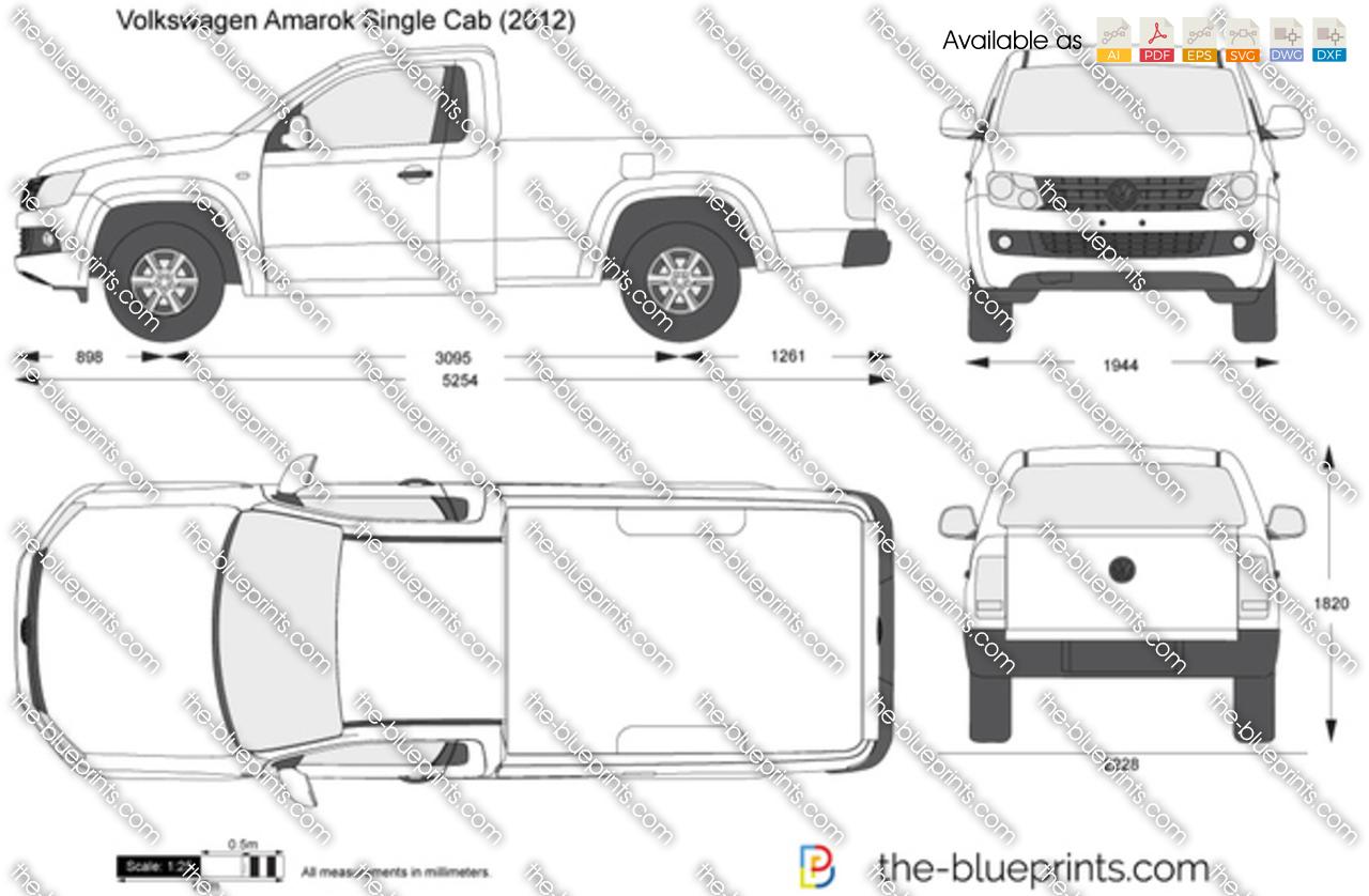 Single Cab Vw Pickup | Wiring Diagram Database