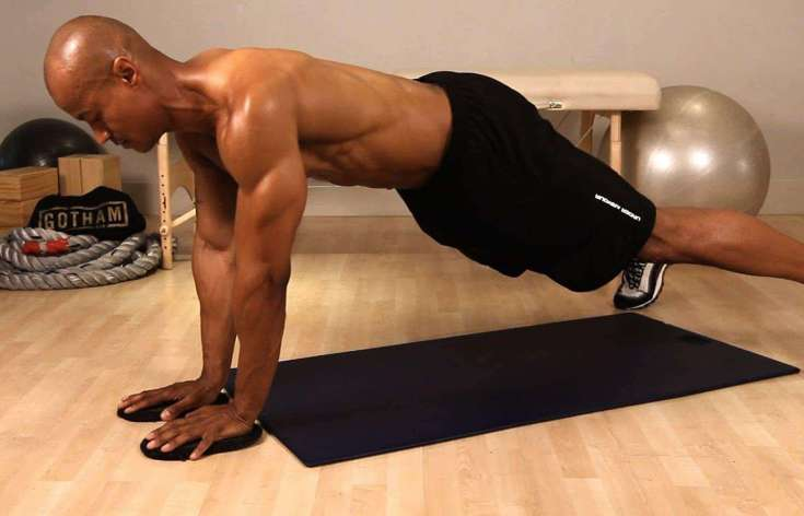 best-bodyweight-chest-workout