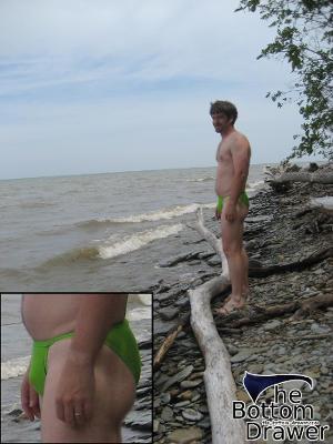 Amazon first swim brief
