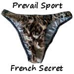 Prevail Sport French Secret Bikini Brief