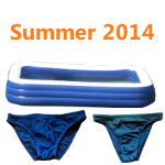 Summer 2014 Not Quite the Swim Brief Year