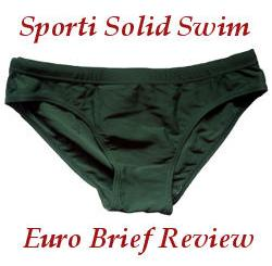 Sporti Euro Swim Brief Review