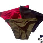 Extreme Collection Ring Briefs - Army, Red, Black