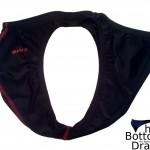 Dietz Black Ocean Slip Brief Pouch