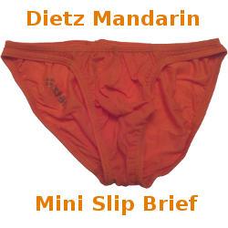 Dietz Mandarin Mini Slip Brief Review