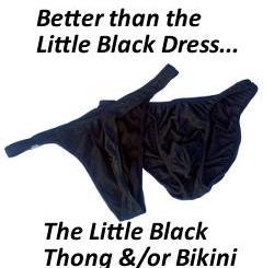 Better than the Little Black Dress