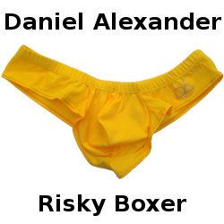 Daniel Alexander Risky Boxer (510) Review
