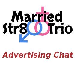 Married Str8 Trio – Men's Underwear / Swimwear Advertising Chat