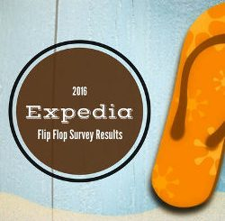 2016 Expedia Flip Flop Survey Results